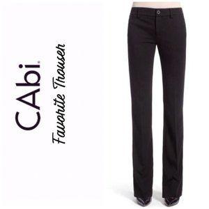 Cabi #575 Favorite Trousers, Black Dress Pants ~6